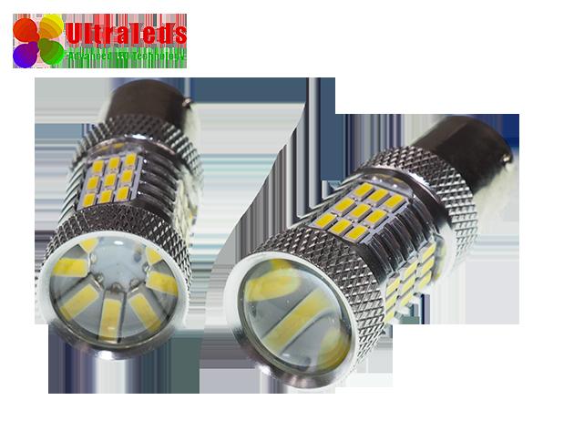 Żarówka LED P21W / BA15S 45 x LED 4014 SAMSUNG CHIP